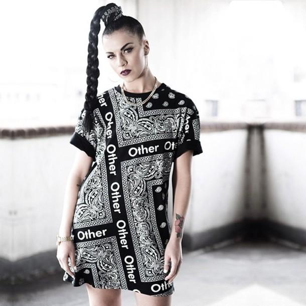 bandana-look