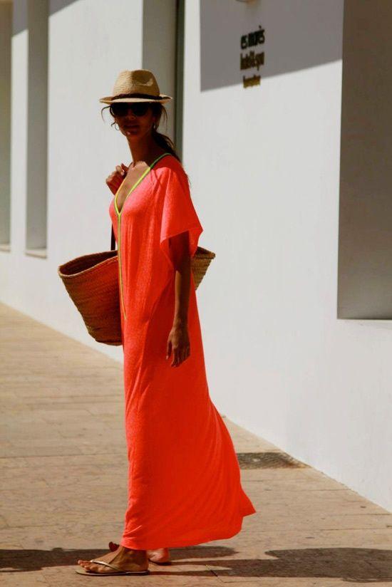 maxi-dress-beach-look