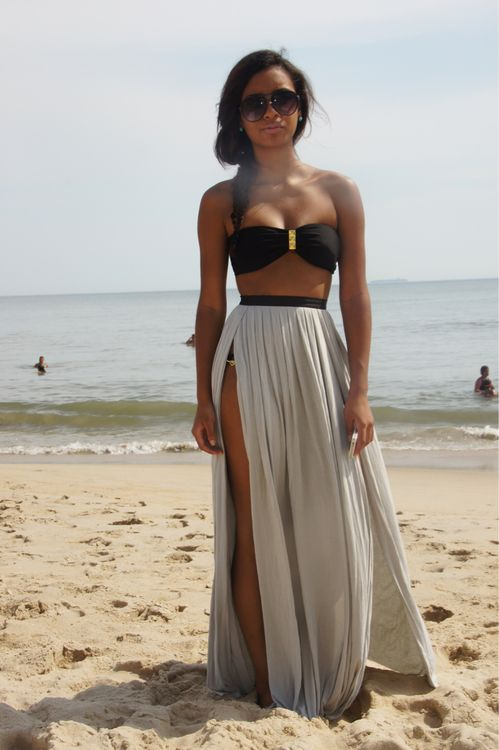 maxi-skirt-beach-style