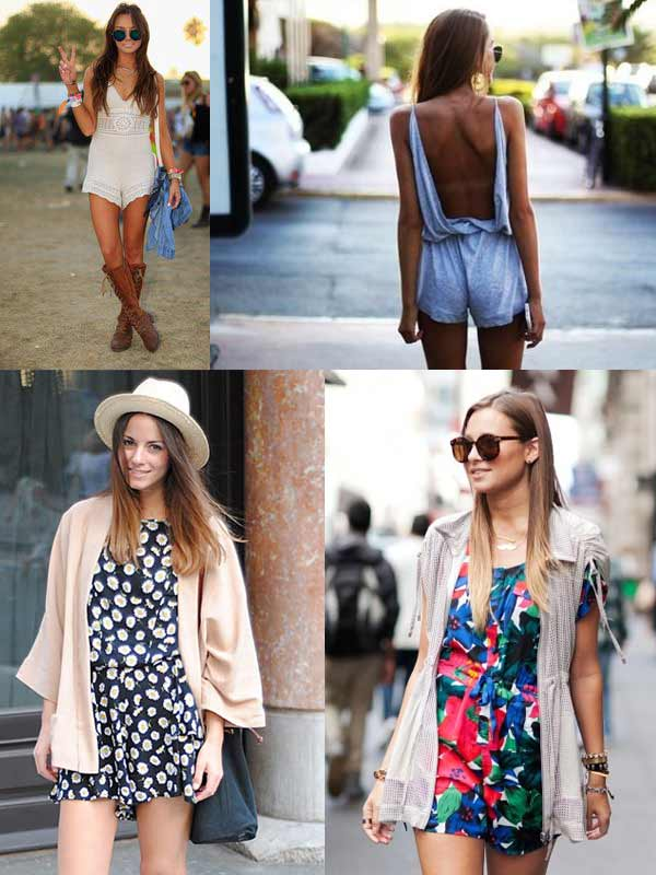 The Many Ways To Wear A Romper Fashion Tag Blog