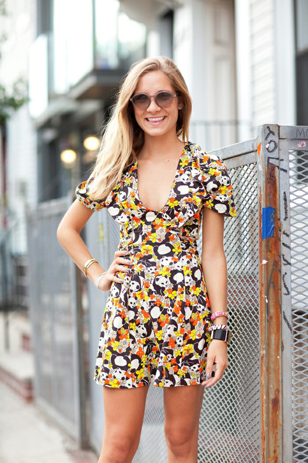 The Many Ways To Wear A Romper The Fashion Tag Blog