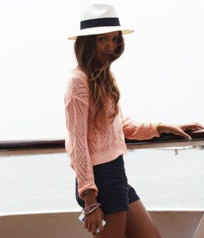 August Style: Summer SWEATERS
