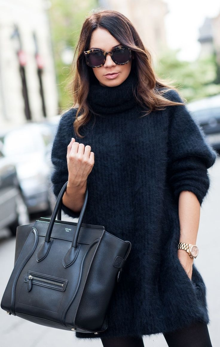 fall 2014 trend the sweater dress  fashion tag
