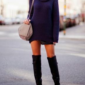Fall 2014 Trend: The SWEATERDress