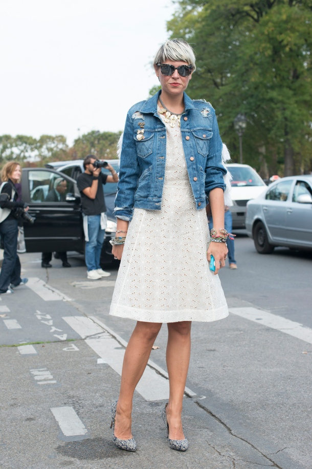 PFW SS2014: Street Style Day 5