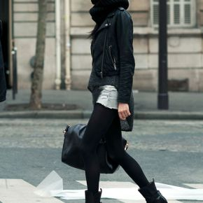 How To Wear SHORTS In Autumn &Winter?