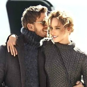 Major Autumn Trend For Girls & Boys: TURTLENECKS