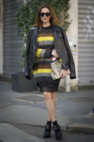 Street Style Day 5 - Milan Fashion Week Womenswear Autumn/Winter 2014